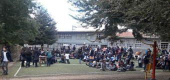 Dos establecimientos fueron evacuados por fuerte olor a gas en el centro de Panguipulli