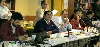 Core Ariel Muñoz Valoró aprobación de recursos deportivos para Panguipulli
