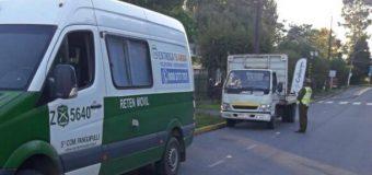 Carabineros detiene a conductor y recupera camión con encargo por robo en Coñaripe