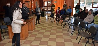Gobernación compromete sede comunitaria para vecinos de Pirehueico