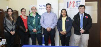SAG, INE y Cesfam de Panguipulli firman acuerdo con SENDA para programa preventivo con trabajadores