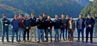 Coordinan ejercicio regional de Bomberos en Puerto Fuy