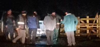 Primer operativo nocturno por control de pesca furtiva en Veda deja 7 infraccionados