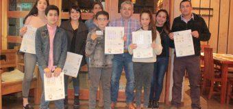 "Taekwondistas del Club Cobras Panguipulli se graduaron de ""Cinturón Negro"""