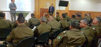 Carabineros implementará patrullas especializadas para combate de abigeato en la región