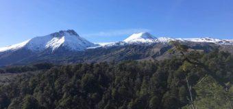 """Preparan lanzamiento del """"Plan Comunal de Emergencia por riesgo volcánico del Mocho Choshuenco"""""""