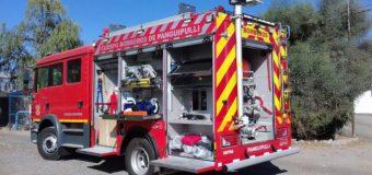 Bomberos recibirá nuevo carro de Rescate en Panguipulli