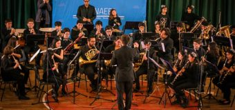 """Campamento de """"invierno"""" de Junaeb finalizará con gran concierto en el Municipal"""