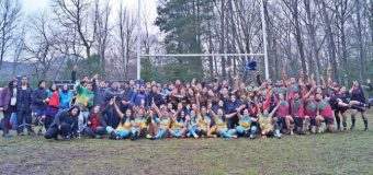 Positivo balance del 1er Torneo Internacional Rugby 7s Invernal en Panguipulli
