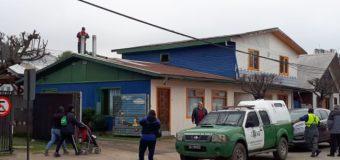 Principio de incendio activó protocolos en céntrica Escuela de Lenguaje en la ciudad