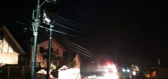 Accidente eléctrico afecta a clientes de telefonía, cable y electricidad en sectores altos de la ciudad