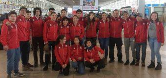 Ecuatorianos son el principal desafío de Judocas panguipullenses en el Sudamericano de Argentina
