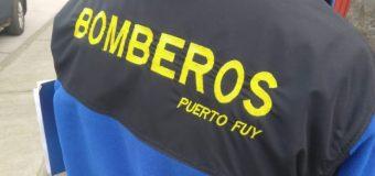 Compañías de Bomberos en Choshuenco, Neltume y Puerto Fuy adquieren nuevo equipamiento