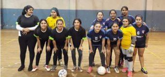 Club Femenino Riñimapu participó en encuentro de baby fútbol en Mariquina