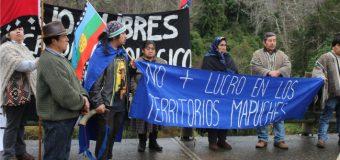 """Comunidades buscan que Enel restituya """"caudal ecológico"""" del Río Huenehue en Panguipulli"""