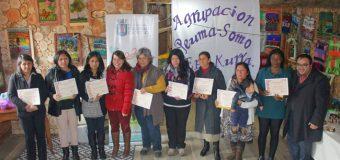 Agrupación de Pucura finaliza con éxito capacitación en «Telar Artístico»