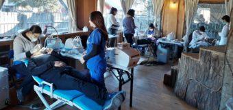 300 vecinos de Neltume fueron atendidos en operativo odontológico gratuito