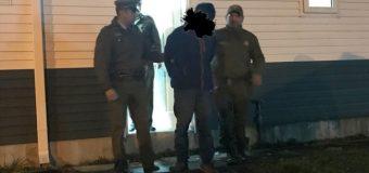 Formalizan a 2 de los 4 implicados en robo y persecución policial en Coñaripe