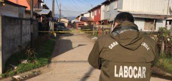 Investigan en Lanco eventual legítima defensa en caso de homicidio frustrado