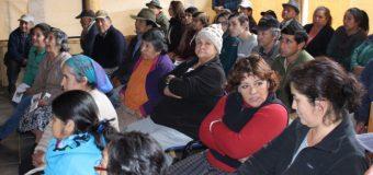 Buscan alternativas para ejecutar proyecto de agua potable en las cercanías de Liquiñe