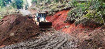 Familias de Bagaro en las cercanías de Choshuenco, estuvieron al menos 3 días aislados