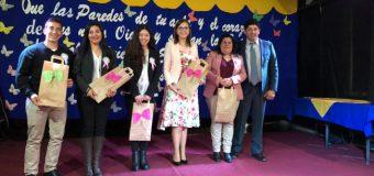 Conmemoran día del docente con sentido homenaje en Escuela Rayito de Luz
