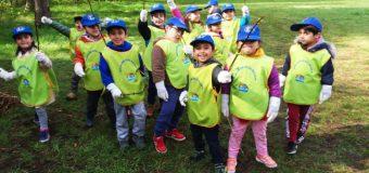 Escuela Rayito de Luz realiza talleres que enseñan a cuidar el medioambiente y a prevenir el abuso infantil