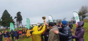 Club de Rugby local se quedó con la copa de Primer Lugar en Pto Montt
