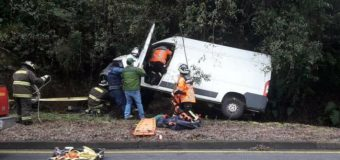 Accidente en las cercanías de Coñaripe dejó un herido