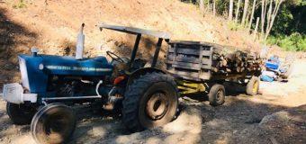 Hombre muere aplastado por maquinaria agrícola en predio de Los Lagos