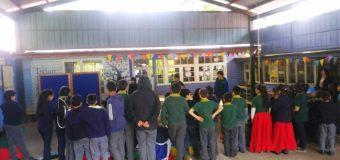 Escuela Pampa Ñancul celebra 80 años de vida con segunda Gala Artística