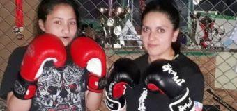 Éstas jóvenes representarán a Panguipulli en el torneo de Artes Marciales Femeninas