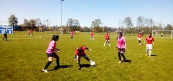 Sayen de Panguipulli y Ayelen de Liquiñe a la final de Fútbol Femenino
