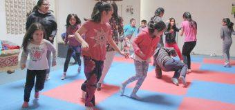 En el Trafkintuwe finalizó destacado taller de danza y teatro para niños de la zona