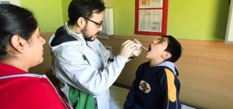 Neltume recibió atención gratuita de especialistas médicos gracias a operativo de Fundación Cien Manos