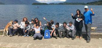 """Realizan segunda actividad con niños para generar conciencia y crear nuevos """"vigilantes del Lago"""""""