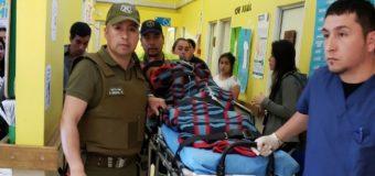 Menor extraviado en Liquiñe fue hallado con vida este domingo