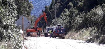 Mop dispone de casi 11 mil millones para mejorar otro tramo entre Coñaripe y Liquiñe