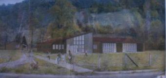 Quebró empresa que construía jardín infantil Junji en Liquiñe
