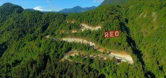 Copcisa bordea el 40% de avance en ruta asfaltada que unirá Coñaripe y Liquiñe