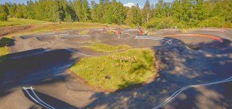 Inversión privada: Bike Park y el Pump Track más grande de Latinoamérica estará en Neltume