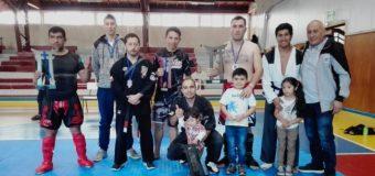 18 preseas | Club de Karate Panguipulli arrasó con medallas en open regional