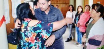 Comunidad de Coñaripe exige al Municipio reintegrar al doctor Leiva, procesado por incendio intencional