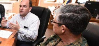 """General Morales en Panguipulli por incendio forestal: """"Mi función va a ser coordinar a los distintos actores"""""""