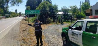 Sujetos huyeron con $10 millones tras asalto a mano armada en Pichi Quinchilca