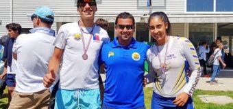 Club Remo Panguipulli logró poner a dos deportistas en la Selección Nacional