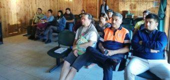 Tras casi 20 años, logra constituirse el primer Comité de Protección Civil en Coñaripe