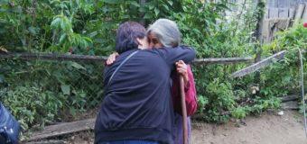 Mujer mayor se reencontró con su hija tras 54 años gracias a Carabineros de Liquiñe