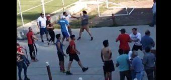 Club Deportivo Panguipulli queda excluido 3 años de torneos. Anfa Sancionó a 20 personas tras pelea en el estadio