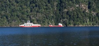 A fines de enero termina la concesión de Huilo Huilo a barcazas de Lago Pirehueico